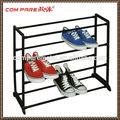 Novo design direto da fábrica rack sapatos/sapatos stand/sapatas cremalheira de exposição