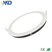 high quality 3w led round panel light 90-277v /12v solar warm/pure/cool white 3 years warranty led bulb indoor lamps