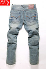 Bulk Jeans Export Jeans Types Zipper Pocket Design Men Pant 2014 B214-356