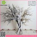 China importación fábrica árbol plástico, ramas artificiales para decoración