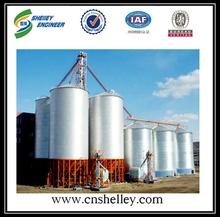 High safety cone grain storage bin cost