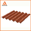 light weight synthetic resin plastic florida roof tiles