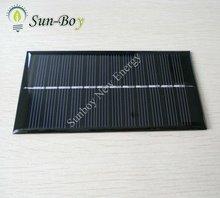 6V 1W Epoxy Mini Solar Panel