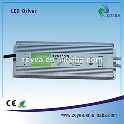 12V 100W meanwell led driver