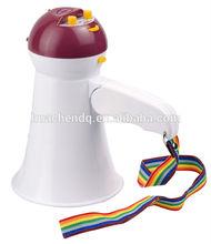5w mini speaker/pocket size music speaker/mini megaphone for promotion