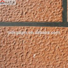 Multi-function high elasticity acrylic resin texture coating