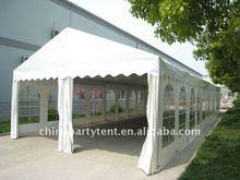 Aluminium clear span big exhibition carpa tenda for sale