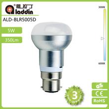 5W B22 led ball bulb lamp for Hk lighting fair