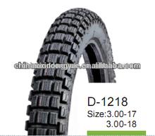 China motorcycle tube tyre 300-18