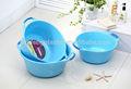 สีทึบ/โปร่งใสอ่างอาบน้ำพลาสติกที่มีการจัดการสำหรับห้องครัวและbathroon, อ่างล้างหน้า