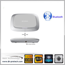 Latest modern google android 4.4 tv box RK3288 Bluetooth 4.0 WIFI Factory Supply quad core remote control via skype