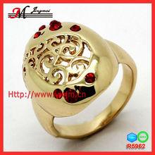 R5962 J&M Fashion 18k yellow gold ring