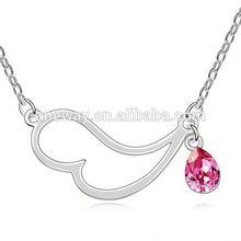 Seashell Crystal Necklace,Candy Acrylic Crystal Necklace,Crystal Necklace Jewelry/Flower Necklace