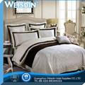 عادي مصبوغ manufacter 100% الكروشيه تصميم جديد غطاء سرير الكتان