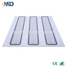 24 w panel de luz led parrilla 300 * 300 mm 90 - 277 V 3 años de garantía por mayor de china square fluorescente exterior luminaria