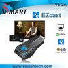 Vsmart new promotion Ezcast dongle quad-core android 4.2 mini tv dongle