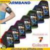 china suppliers Sport jogging running gym armband Strap Case For HTC one M7 cover