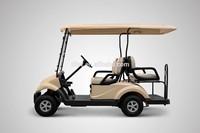 Wholesale 4 Seater vehicle electric golf car resort cart cheap mini golf cart