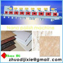 polish production line-polish japanese tile