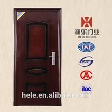 HL-092 High quality front entry steel single door design