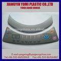 injeção de plástico placa de controle para máquina de lavar roupa