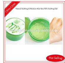 Natural Soothing & Moisture Aloe Vera 92% Soothing Gel