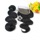 Wholesale indian hair lace front cheap lace closure