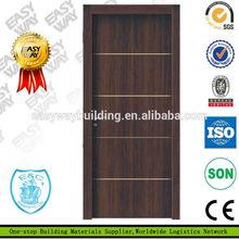 Wood Plastic Composite Entrance Door Design For House