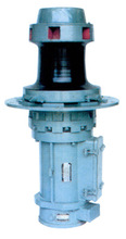 DJ Series Marine Electric Vertical Capstan mounted on deck directly
