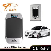 Sim Card Vehicle GP,Remote engine off vehicle GPS tracker SMS /GPRS dual-mode switching car gps tracker fuel/ACC/door/SOS alarm