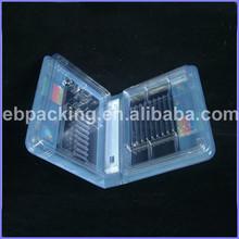 Hot selling plastic blister/blister packaging box insert/cigarette blister