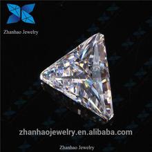 synthetic stone /cubic zirconia/loose cubic zirconia stones rough cut semi precious stones