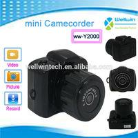 Portable Y2000 Smallest Mini Camera Camcorder Video DV Hidden WebCam