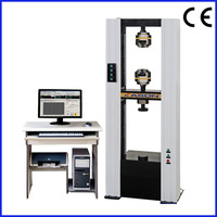 WDW Electronic Universal Fabric Tensile Testing Machine/ Construct Material Test Equipment/ tensile strength tester