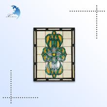 Wholesale High Quality Promotional PU Coating Tiffany Decorative Artistic Glass