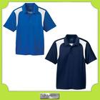 Custom men plain collar sport polo t shirt for printing