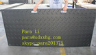 protect road cover PE plastic ground mat
