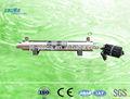 de pequeña potencia portátil esterilizador ultravioleta utilizado en la desinfección del agua