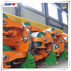 planetary stranding machine, cable making equipment