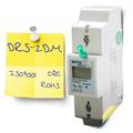 Drs-2dm monofásico Din rail elétrico medidor elétrica geral para a ásia mercado