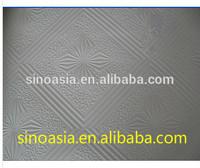 PVC Gypsum Board pvc gypsum ceiling tiles unique design and models