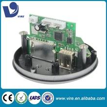 vire electronic circuit board audio mp3 module amplifier