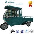 中国の3輪電動三輪車、 キャビンとカーゴ三輪車電動スクーター販売のための