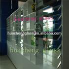 4mm 5mm 6mm jalousie glass exterior glass louver door