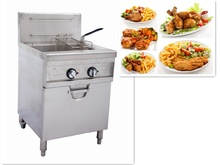 Professional stainless steel broasting chicken machine