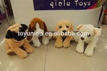 LYJD-2212 bulldog plush stuffed puppy