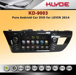 Original!! 1 Din 2 Din Android Car DVD 2 Din Radio Cheap For Toyota Leivin