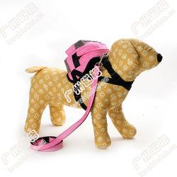 New dog small bag with collar dog collar
