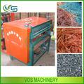 Yaygın olarak kullanılan hurda geri dönüşümü radyatör ayırıcı/klima radyatör ayırıcı satılık