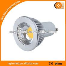 Special 5w/7w dimmable E27/MR16/gu10 cob led spotlight